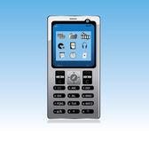 Vector mobile phone — Stock Vector
