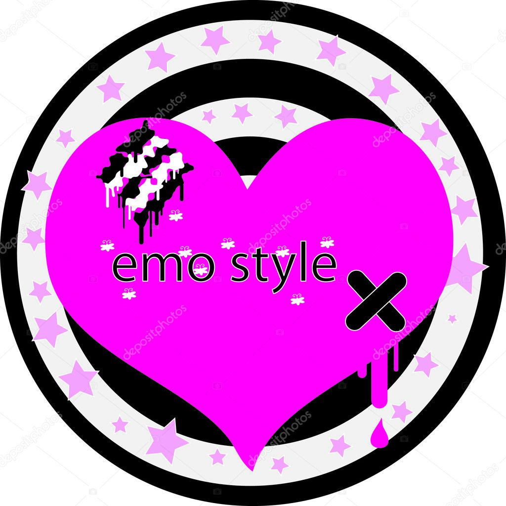 Big emo logo (vector)
