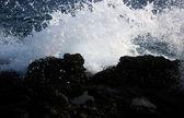 Mořská vlna — Stock fotografie
