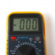 Display of  metering  device - Stock Photo