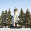 Chapel.Omsk.Russia. — Stock Photo #1819886