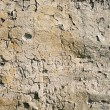 Stock Photo: Cement wall plaster