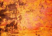 металлического железа ржавый — Стоковое фото