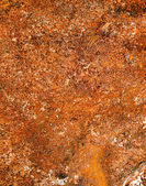 Background - Rusty Iron — Stock Photo