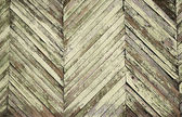 Wooden fence — Fotografia Stock