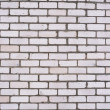 Stock Photo: Brick white