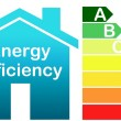 Stock Photo: Energy efficiency