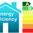Energy efficiency — Foto Stock