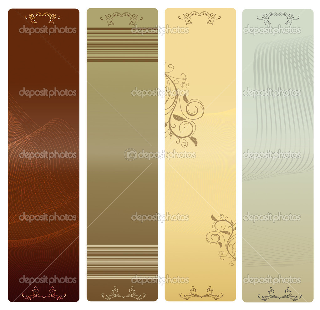Retro banners — Stock Photo #1833884