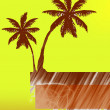 Tropical island — Stock Photo #1936944