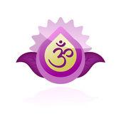 オウム真理教のシンボル — ストックベクタ