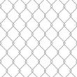 Chain link fence texture - Image vectorielle