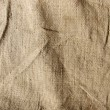 Texture of old sack — Stock Photo