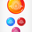 Colorful buttons — Stock Vector #2231081