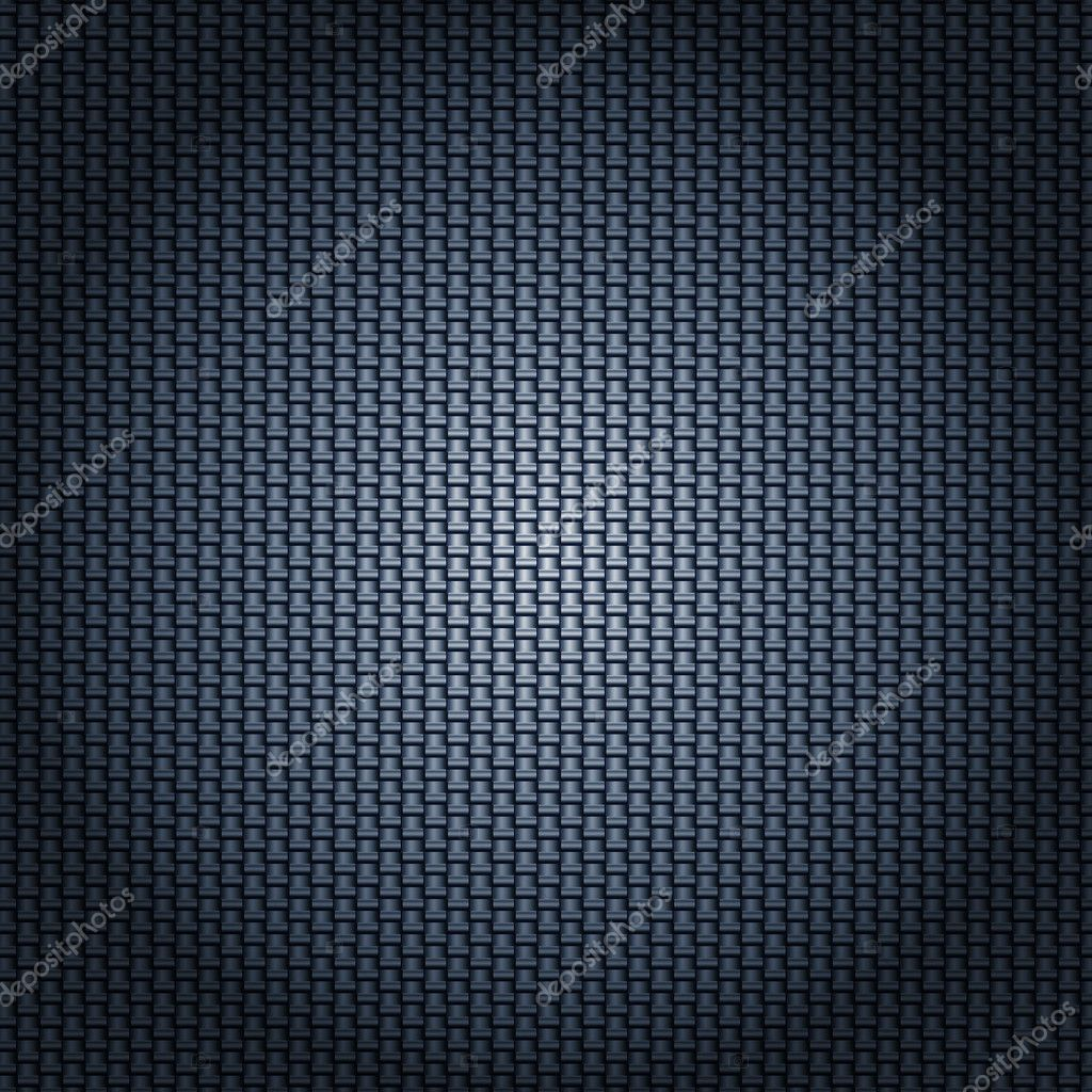 Carbon fiber texture with radial lighting — Stock Vector #2550146