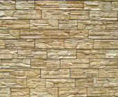 Wall from stone — Stock Photo