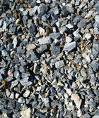 Backgrounds, Gravel — Stock Photo