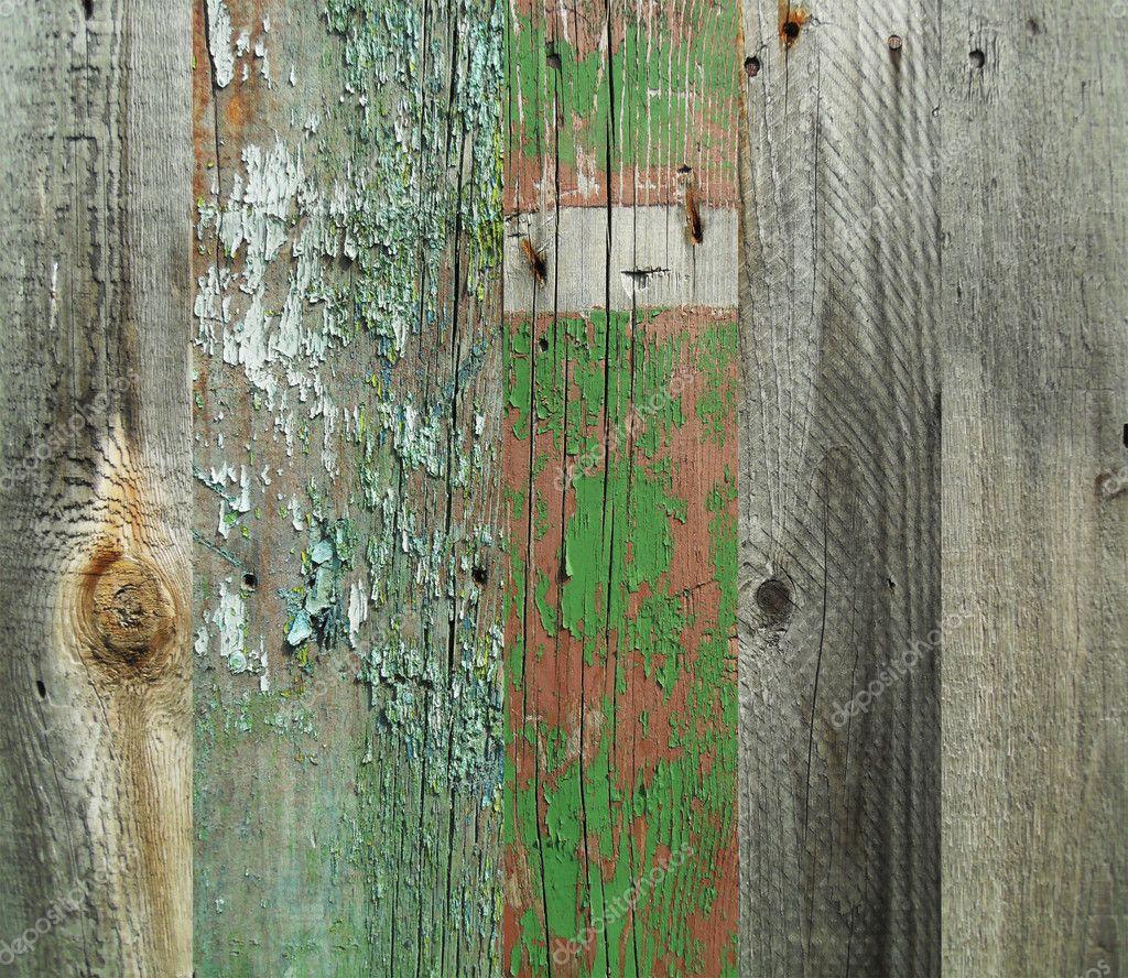 木栅栏 — 图库照片08photocor#2280154