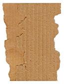 Textures, Corrugated cardboard — Stock Photo
