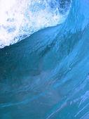 Blue wave — Stock Photo