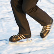 Ice skater — Stock Photo #1811335