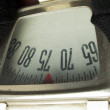 Stock Photo: Old dusty weighing machine