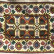 Stock Photo: Vintage ornament rug