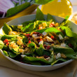 Royalty-Free Stock Photo: Spinach salad