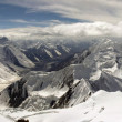 Photo: High mountains panorama