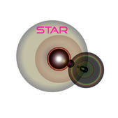 STAR — Stock Vector