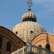 Venice - St Mark's cathedral — Stock Photo #1759809