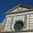 Florence - Santa Maria Novella - — Stock Photo
