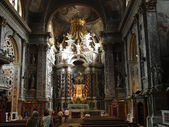 Venice - Degli Scalzi — Stock Photo