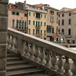Venice - Canal Grande and Rialto bridge — Stockfoto #1935565