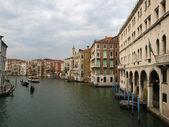Venetië - canal grande — Stockfoto