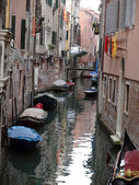 Adorable climate of nook of Venice — Stockfoto