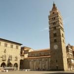 Pistoia- Duomo — Stock Photo