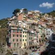 Royalty-Free Stock Photo: Cinque Terre, Riomaggiore