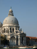 Santa Maria Della Salute - Venice, — Stock Photo