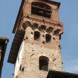 Torre delle Ore - Lucca Tuscany — Stock Photo #2204407