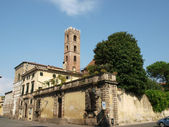 Lucca - The Micheletti Palace — Stock Photo