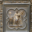 Florence - Baptistery — Stock Photo