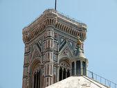Florence - Campanila — Stock Photo