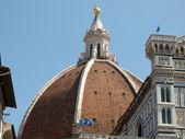 佛罗伦萨-大教堂 — 图库照片