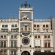 Venice - The Torre dell'Orologio - Foto Stock