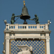 Lion of St. Mark - symbol of Venice — Stockfoto #2523992