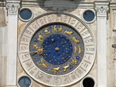 Venice, Torre dell'Orologio — Stock Photo