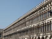 Venice - Procuratie Vecchie. — Stock Photo