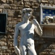Florence - David by Michelangelo — Stock Photo