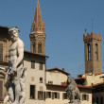Florence - Piazza della Signoria — Stock Photo #2558597